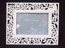 """7""""x 5"""" Desk photo frames Bed Room White Home Decor Brand New 22cm*27cm"""
