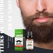 Men Beard Mustache Pilatory Fast Growth Oil Nourish Hair Loss Treatment Essence