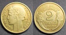 2 Francs MORLON 1939 TTB / SUP