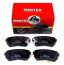 MINTEX REAR AXLE BRAKE PADS FOR HYUNDAI i20 MDB3056 (REAL IMAGE OF PART)