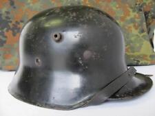 WWII 1930s ORIGINAL GERMAN TRANSITIONAL M16 M17 ELITE FORCES HELMET XTR.RARE