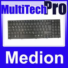 Orig. DE Tastatur f. Medion Akoya S5612 S 5612 Series - Schwarz -
