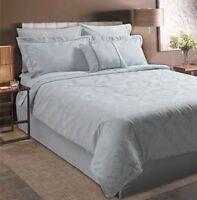 Brand New! Luxury Duck Egg Blue Palazzo Bedspread Set Duvet Curtains Cushions