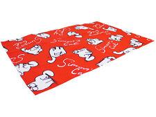 Simon's Cat GESCHIRRTUCH Handtuch Geschirrhandtuch rot viele Katzen Simons Katze