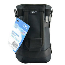 JJC DLP-4 Lens Pouch Case Bag for 70-300mm 24-120mm 75-300mm 17-50mm 18-270mm