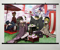 Vocaloid Miku Hatsune New Cute Home Decor Japanese Poster Wall Scroll Anime 458