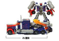 Transformers 3 Dark Moon Optimus Prime ACTION Movie Wonder Chart Voyager Toys
