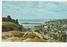 From The Castle Hastings 1969 Postcard 574a