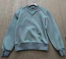 Authentic juun j Hooded Sweater Shirt Green Sz46