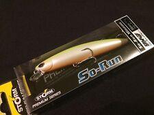 Storm Rapala So-Run Minnow 95mm 11g Premium Series Floating Crankbait