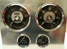 Austin Healey Sprite Mk1 1958-60 Smiths Set Speedo Tacho Oil Temp Fuel Gauge