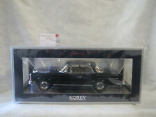 Mercedes Benz 280 SE Coupe 1969 Schwarz black 1:18 Norev W111 3.5