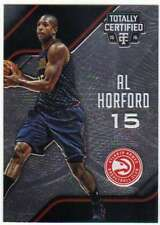 2015-16 Panini Totally Certified Basketball #18 Al Horford Hawks