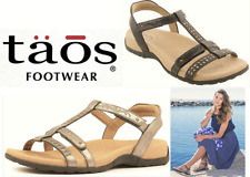 Comfort Walking Sandals leather. Taos Shoes Award