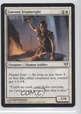 2012 Magic: The Gathering - Dark Ascension #9 Gavony Ironwright Magic Card 0a0