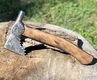 Custom Axe, Hatchet, Camping Axe, Throwing Axe, Tomahawk, Hickory Wood Handle