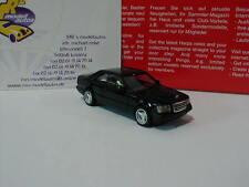 """Herpa 028813-Mercedes-Benz e 320 COUPE in """"nero"""" 1:87 NUOVO"""