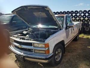 CHEVY PICKUP 1500 Chevrolet Alternator 1987 - 1996