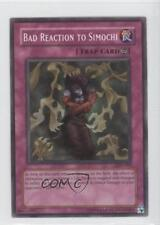 2003 Yu-Gi-Oh! Legacy of Darkness #LOD-093 Bad Reaction to Simochi Card 0b5