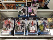 Marvel Legends CAPTAIN AMERICA ABOMINATION BAF WAVE SET OF 6 Hasbro All Sealed