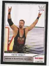 2014 Topps WWE Road to Wrestlemania #73 Kevin Nash