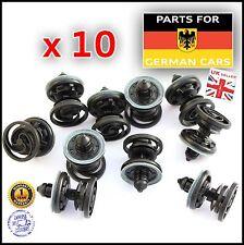 PORSCHE 911 997 PORTIERA CARTONE finiture pannello clip di fissaggio RIVETTO