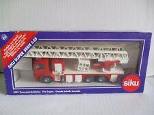 Siku 3433 super serie bomberos escalera giratoria Fire Engine 1/55 OVP