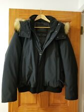 MENS ANDREW MARC NEW YORK PARKA PUFFER WINTER JACKET WATER RESISTANT SIZE M