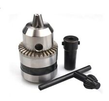 Mini Electric Drill Chuck 0.6-6mm With 8mm Steel Shaft Mount B10 Inner Hole
