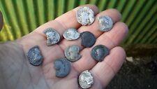 Rota Romana monedas de plata