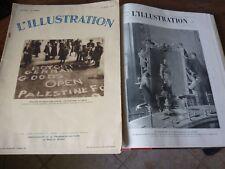 ILLUSTRATION 1933 4700 CHATEAU GROS BOIS HITLER LORRAINS BANAT ILE DES PINS CUBA