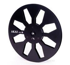 R-77M-J Black Akai Metal 7 Inch Take up Reel GX-77 GX-747 GX-630