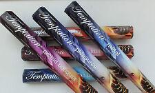 6 verschiedene x 20 Stück  Räucherstäbchen Padmini - incense sticks