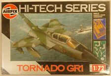 Airfix 1/72 Tornado GR1 Swing Wing Fighter Bomber Hi Tech Model Kit