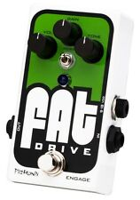 Pigtronix FAT Drive-Tubi analogico Emulatore & Overdrive CHITARRA EFFETTO PEDALE
