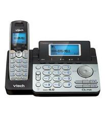 Vtech 2-Line Cordless Phone Answering Sys Dual Caller ID/Call Waiting VT-DS6151