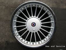 Genuine New Rare BMW Alpina two piece design Softline Wheels Rims for E38 E34