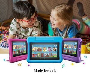 All-New Fire 7 Kids Edition Tablet - Latest Model -9th gen - 3 colors- Brand new