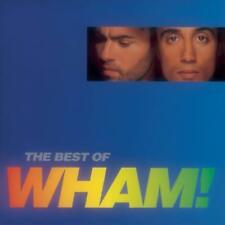 WHAM - THE BEST OF CD ~ GREATEST HITS ~ GEORGE MICHAEL *NEW*