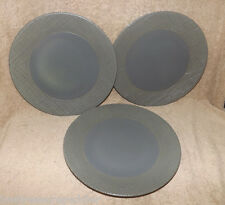 Noritake Silver Sage  Spice Collection 3 NWT Dinner Plates 11""
