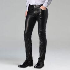 Slim-Fit-Herrenhosen mit regular Länge und normaler Größe