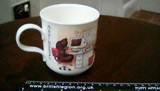 EEF BORGER CARTOON  Molly Mug.