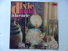 ORCHESTRA MAX GREGER Dixieland a la carte 2371 038