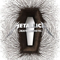 METALLICA - DEATH MAGNETIC NUEVO CD