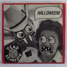 Punk 45 DEAD KENNEDYS Halloween ALTERNATIVE TENTACLES picture sleeve HEAR