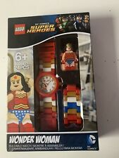 Wonder Woman Lego Watch New