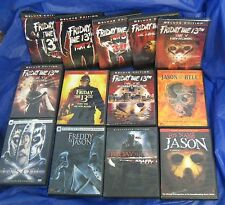 Friday the 13th Collection (DVDs) ***13 Total Films***