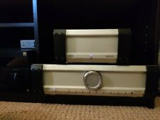 Musical Fidelity A1008 Amplifier, Phono and X-10D Tube Stage + Power Supply