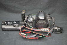 Canon Eos 7D Mark Ii Digital Slr Camera with Canon Battery Grip No Charger