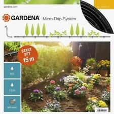 Gardena Starter Set Rows Of Plants - Micro-Drip System, Water Saving Irrigation